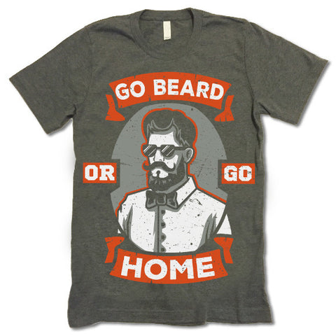 Go Beard Or Go Home