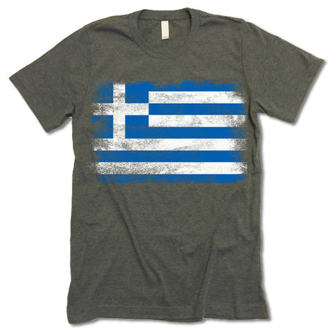 Greece Flag shirt