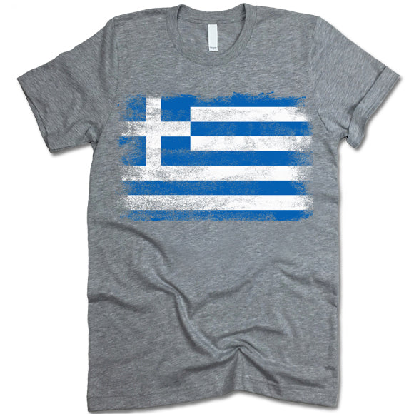 Greece Flag T-shirt