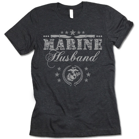 Marine Husband T-shirt