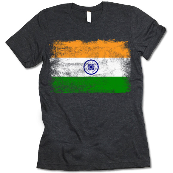 ef2d223bd India Flag T-shirt - Gifted Shirts