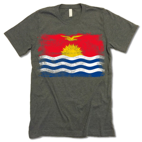 Kiribati Flag shirt