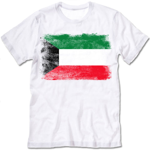 Kuwait Flag T-shirt