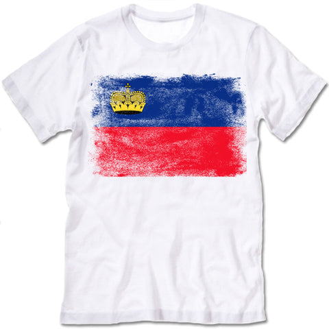 Liechtenstein Flag shirt