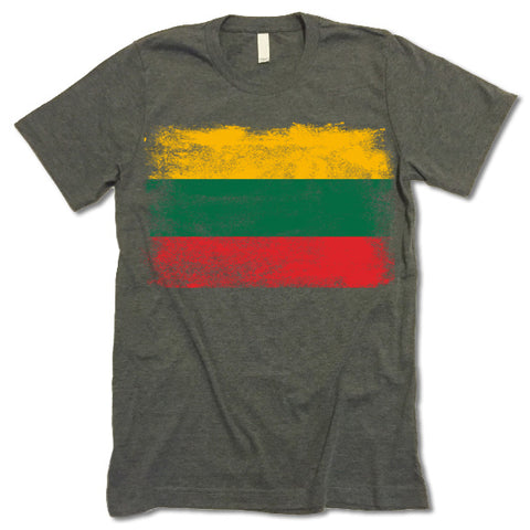 Lithuania Flag shirt