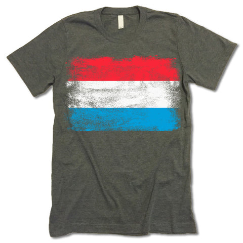 Luxembourg Flag T-shirt
