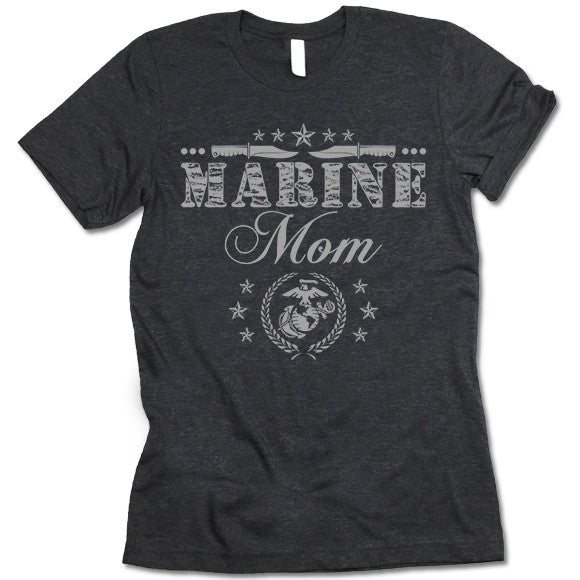 Marine Mom T-shirt