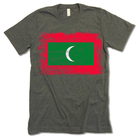 Maldives Flag shirt