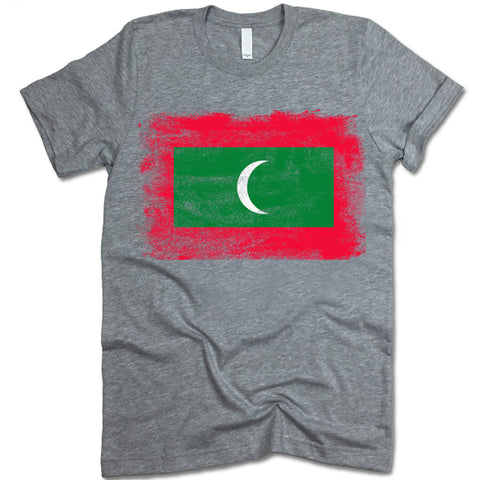 Maldives Flag T-shirt