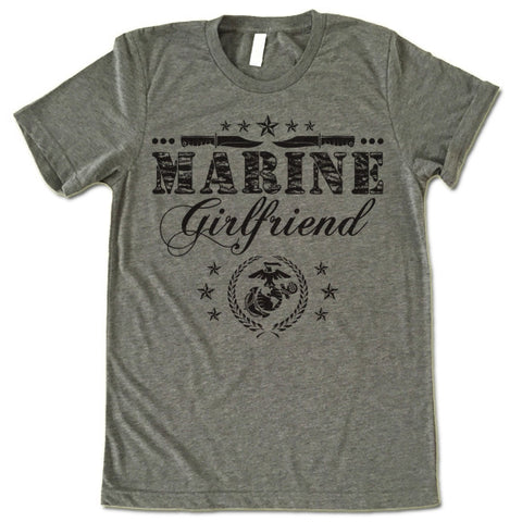 Marine Girlfriend T-shirt