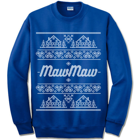 MawMaw Christmas Sweater
