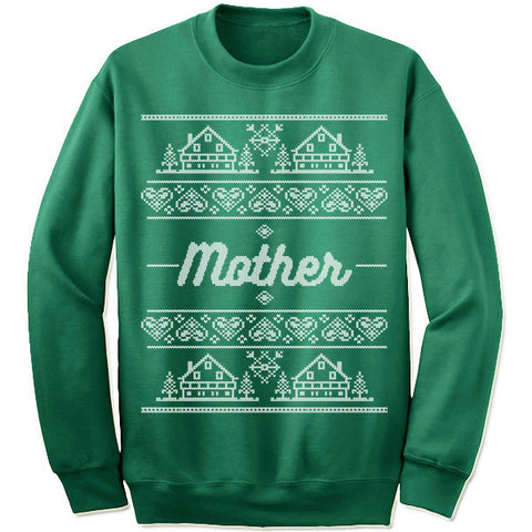 Mother Christmas Sweater