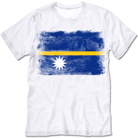 Nauru Flag T-shirt