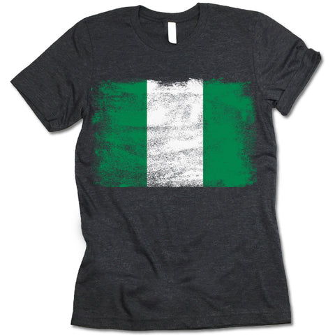Nigeria Flag T-shirt
