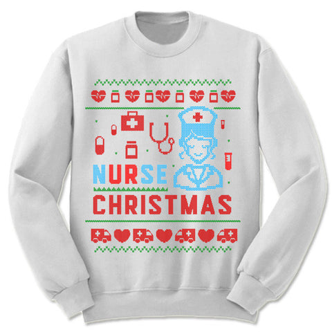 Nurse Christmas Sweater