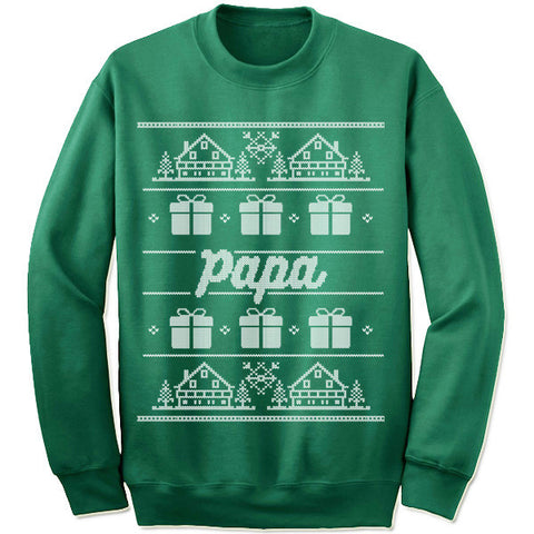 Papa Christmas Sweater