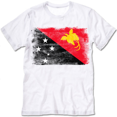 Papua New Guinea Flag shirt