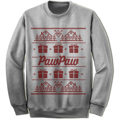 PawPaw Christmas Sweater