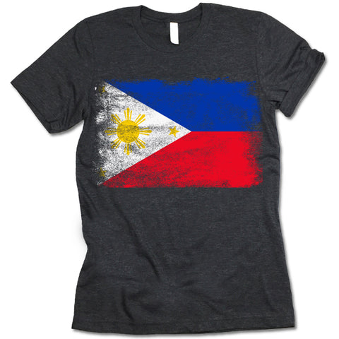 Philippines Flag T-shirt
