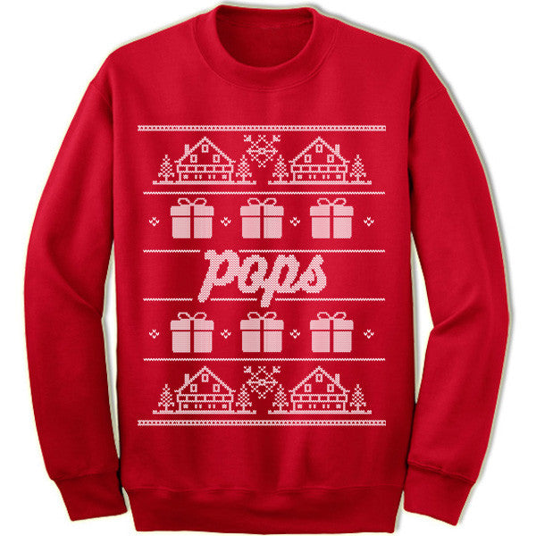 Pops Christmas Sweater