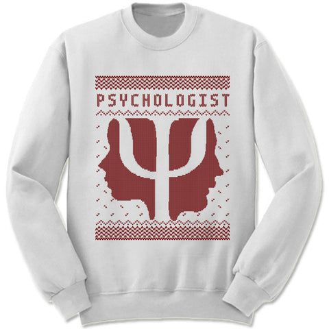 Psychologist Sweatshirt