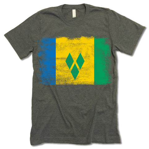 Saint Vincent and the Grenadines Flag shirt