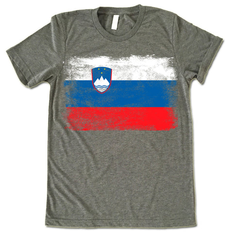 Slovenia Flag shirt