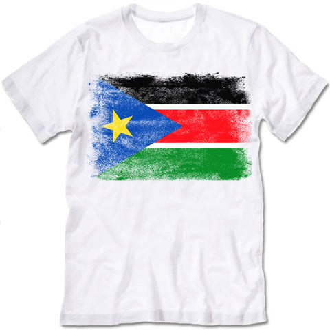 South Sudan Flag T-shirt