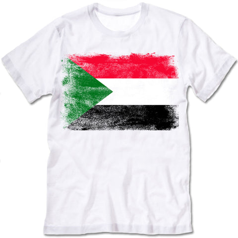 Sudan Flag T-shirt