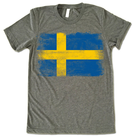 Sweden Flag shirt