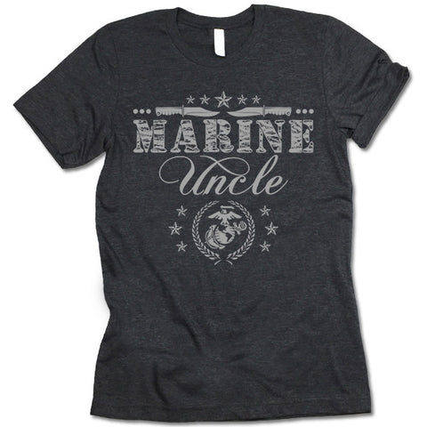 Marine Uncle T-shirt