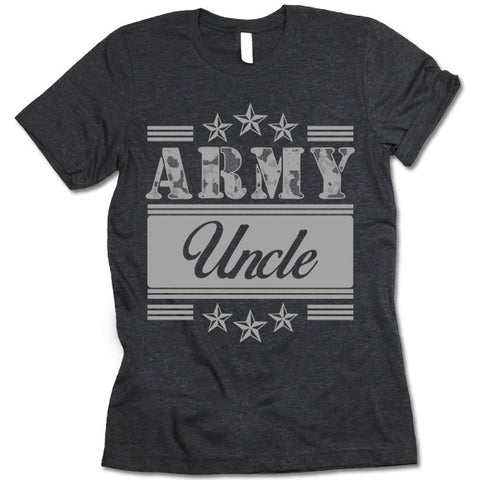 Army Uncle T-shirt