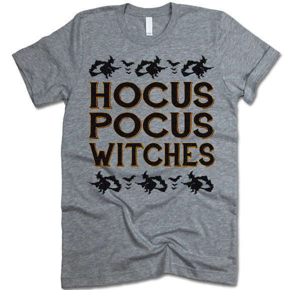 Hocus Pocus Witches T-Shirt