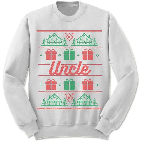 Uncle Christmas Sweater