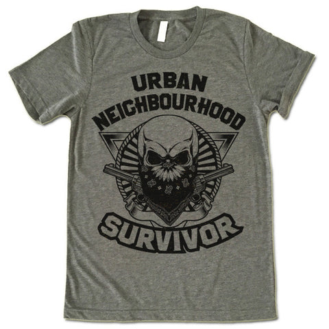 Urban Neighborhood Survivor T-Shirt
