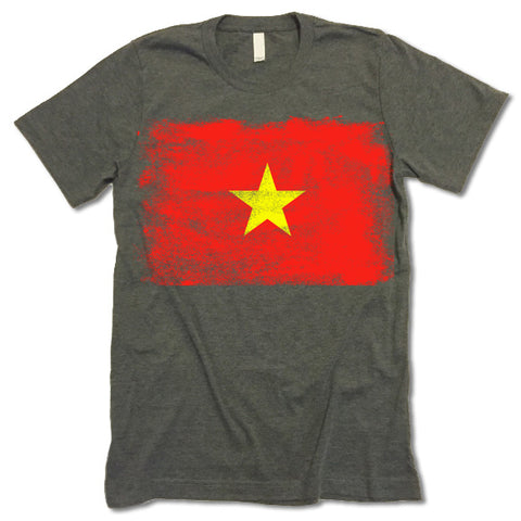 Vietnam Flag shirt
