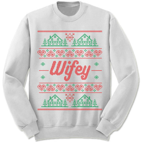 Wifey Christmas Sweater