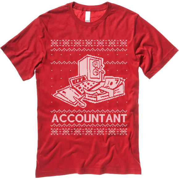 Accountant T Shirt