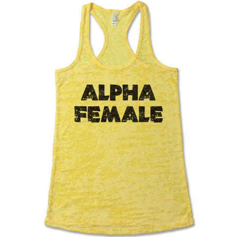 Alpha Female Tank Top