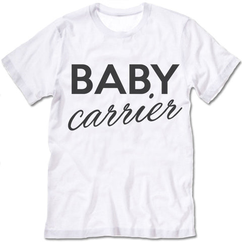 Baby Carrier T Shirt