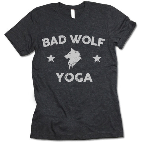 Bad Wolf Yoga T Shirt
