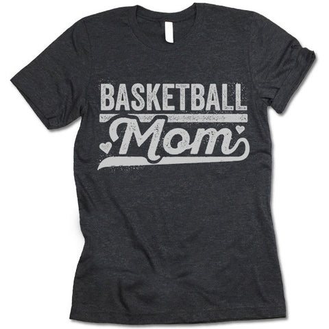 Basketball Mom T Shirt