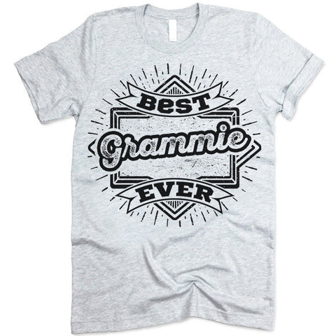 Best Grammie Ever T Shirt