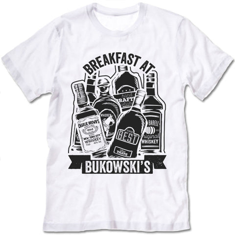Breakfast At Bukowski's  Shirt