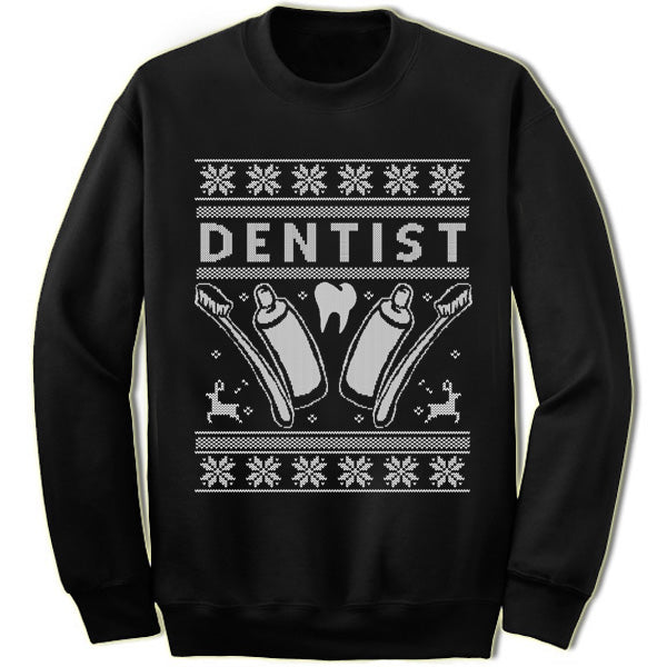 Dentist Sweater
