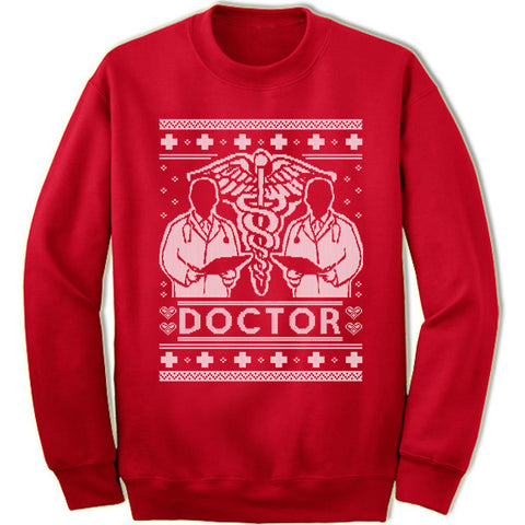 Doctor Sweater