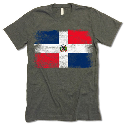 Dominican Republic Flag Shirt