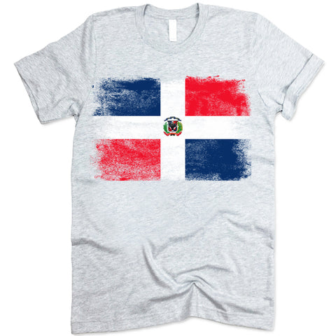 Dominican Republic Flag T-shirt