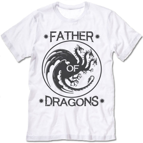 Father Of Dragons T Shirt