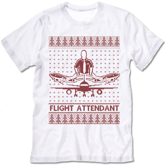Flight Attendant Shirt